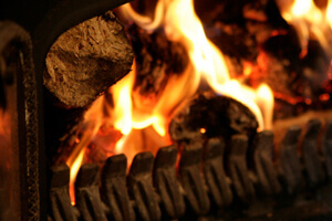 Use Wood Briquettes, Heat Logs or Woodpellets