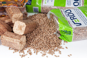 Why should you use wood pellets and briquettes?